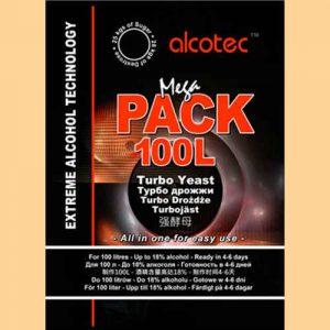 Спиртовые дрожжи Alcotec Mega Pack