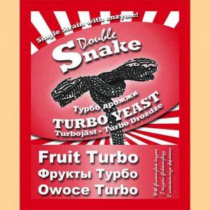 Турбо дрожжи Double Snake fruit