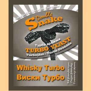 Спиртовые дрожжи Double Snake whisky